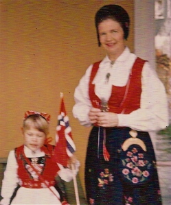 My Norwegian Grandmother, Else Hoem, and Me