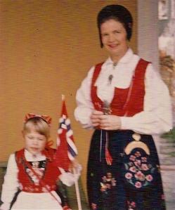 My Norwegian Grandmother, Else Hoem, and Me